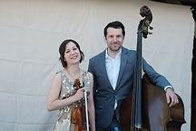 Lissa Schneckenburger and Corey DiMario