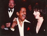 Jack Haley. Jr., Sammy Davis, Jr., and Liza Minelli