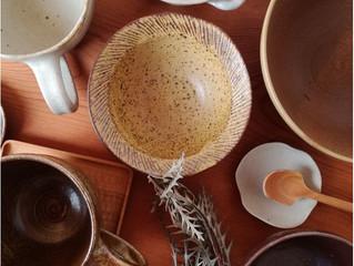 ふゆう陶展 「ぬくもりの記憶」