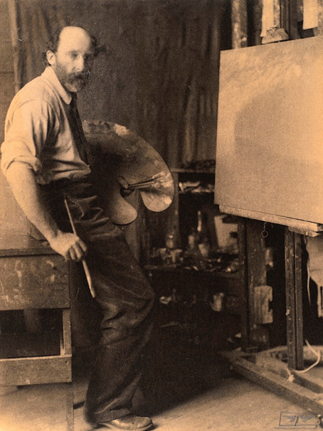 Bolton Coit Brown: Artist & Founder of the Byrdcliffe Art Colony, Part 2 - Life and Art