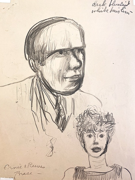 The Highs and Lows of Reeves Brace (1898-1932): A Tragic Tale of the Woodstock Art Colony, Part 1