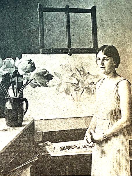 Artists of the Woodstock Art Colony: Rosella Hartman and Dorothy Varian
