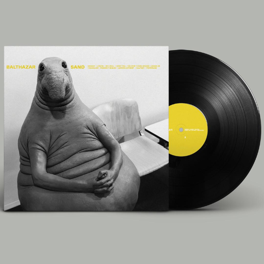 Sand LP