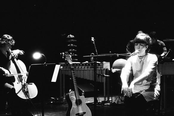 The Colorist Orchestra & Cibelle