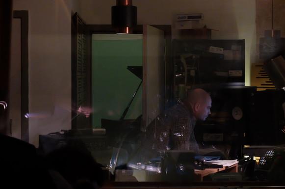 Jo Francken mixing the live album.JPG