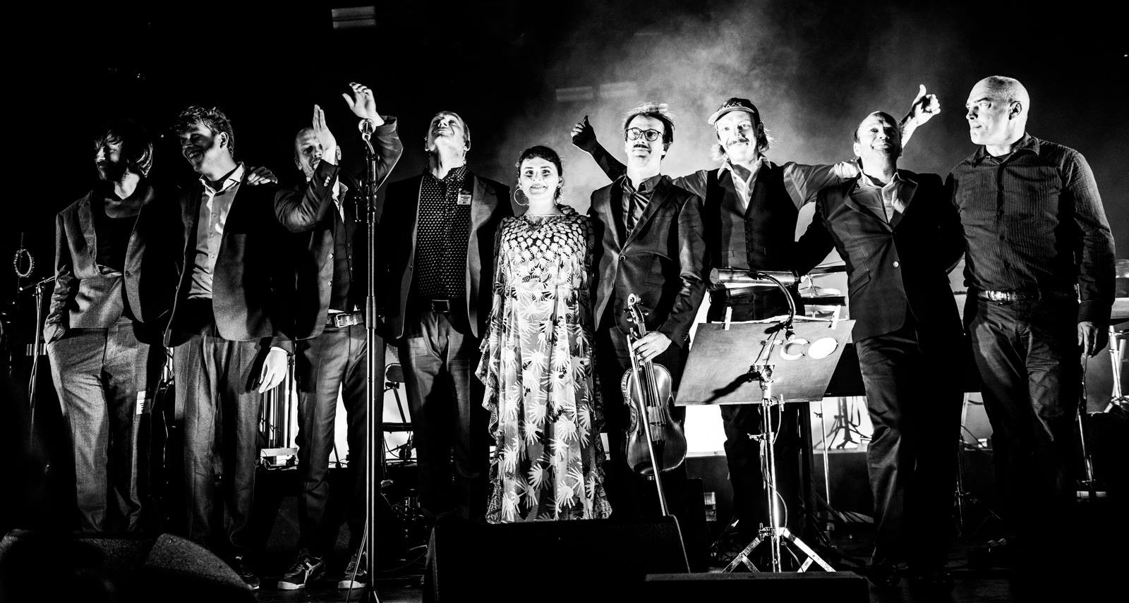 The Colorist Orchestra & Emiliana Torrini