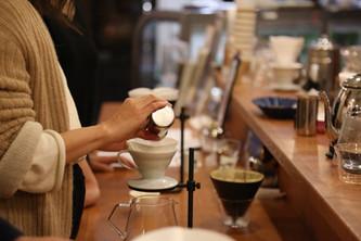 コーヒー研修