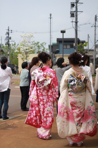 urakawa 成人式撮影