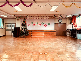 クリスマス迷路