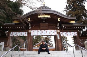 高麗神社 初詣