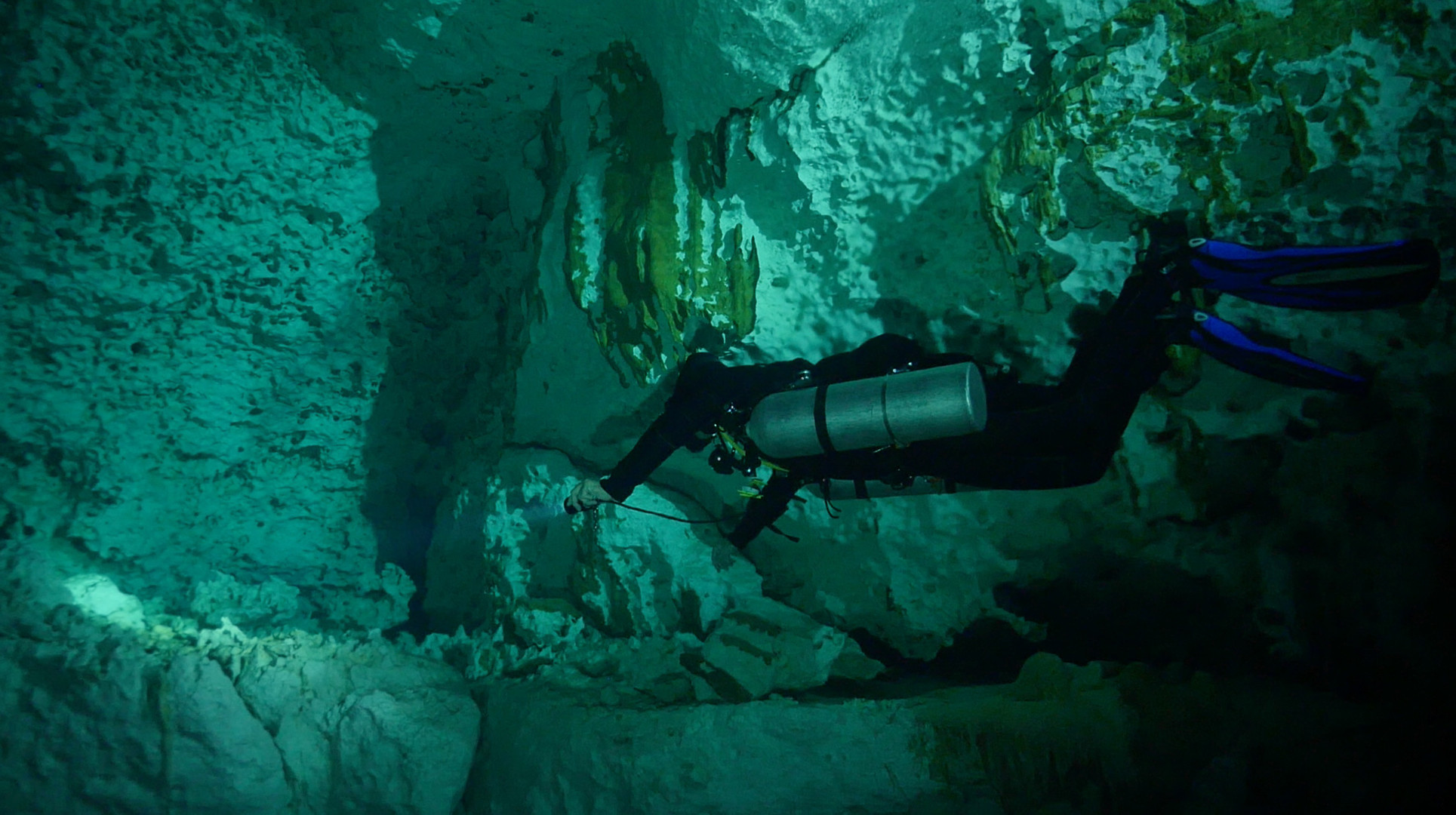 The Pit Sidemount