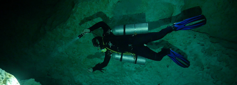 Sidemount at the Pit