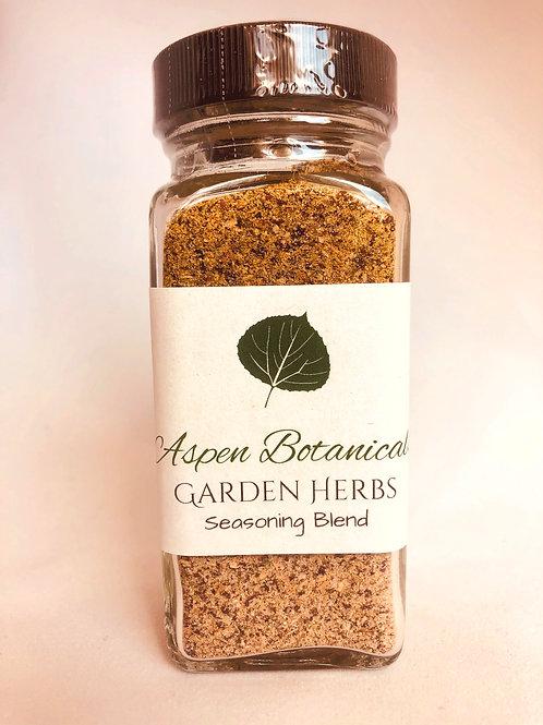 Garden Herbs Seasoning Blend