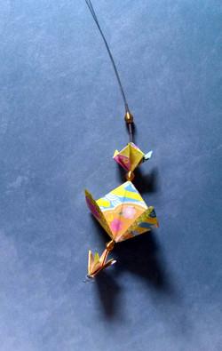 contemporary form necklace