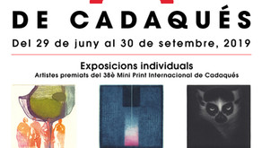 カダケス国際ミニプリント展 入選 (スペイン)