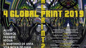 「4th GLOBAL PRINT 2019」 (ポルトガル)