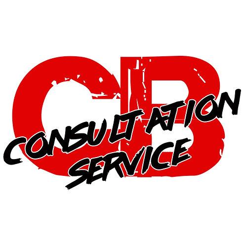 1 Hour Consultation Service
