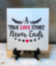 True Love Story Engraved Tile.jpg