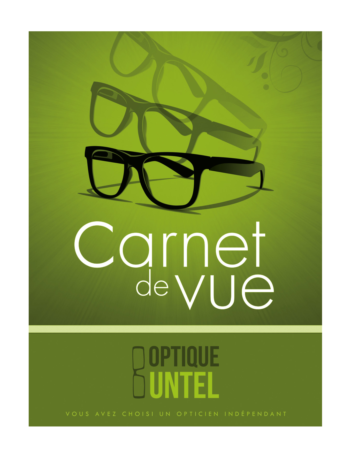 Carnet de vue Opticcom