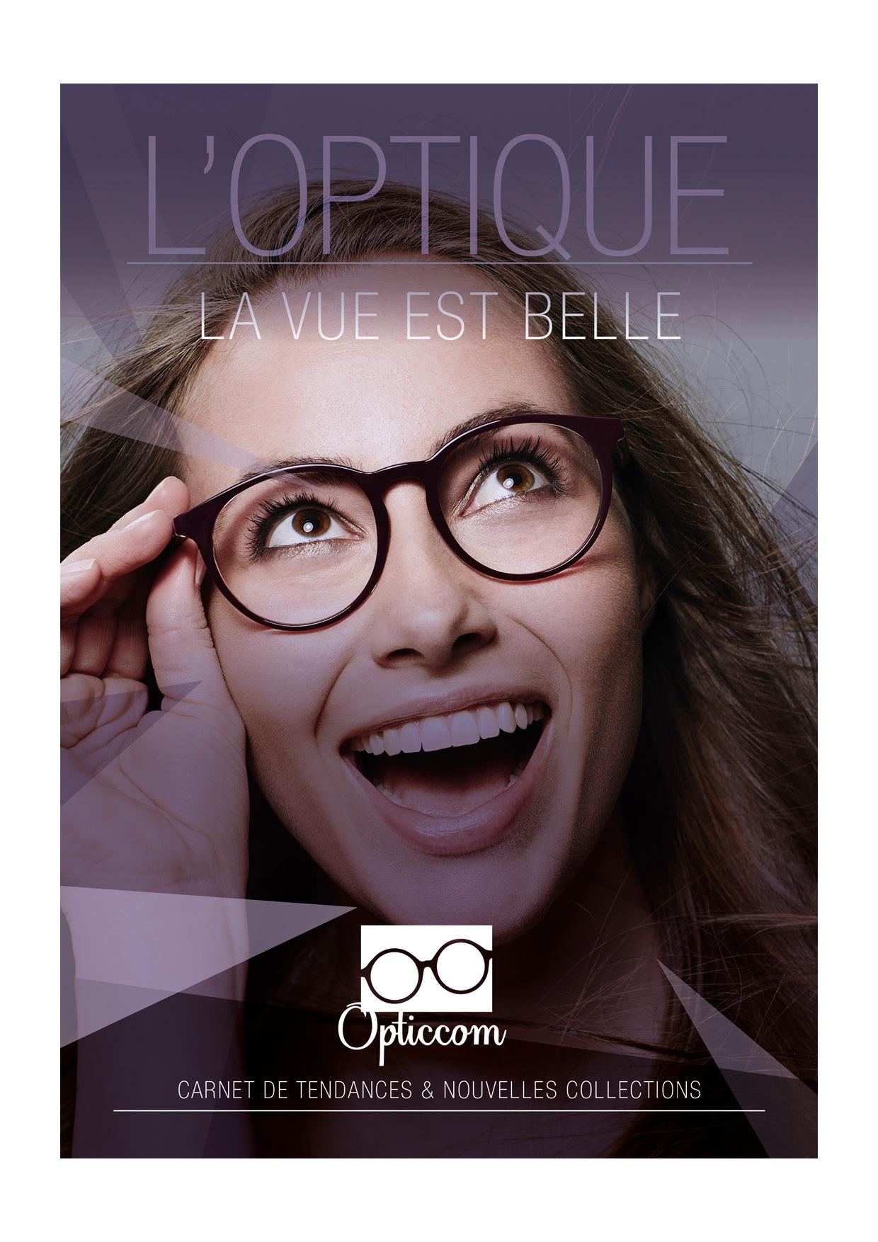 La brochure Opticcom