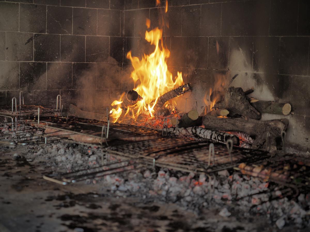 Barbecue matrimonio Tuili
