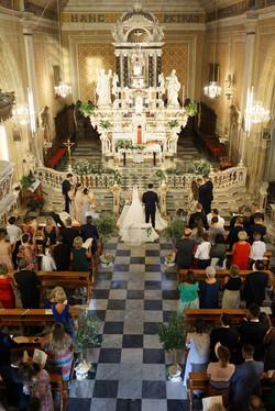 foto chiesa sposi