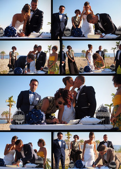 matrimonio spiaggia sardegna