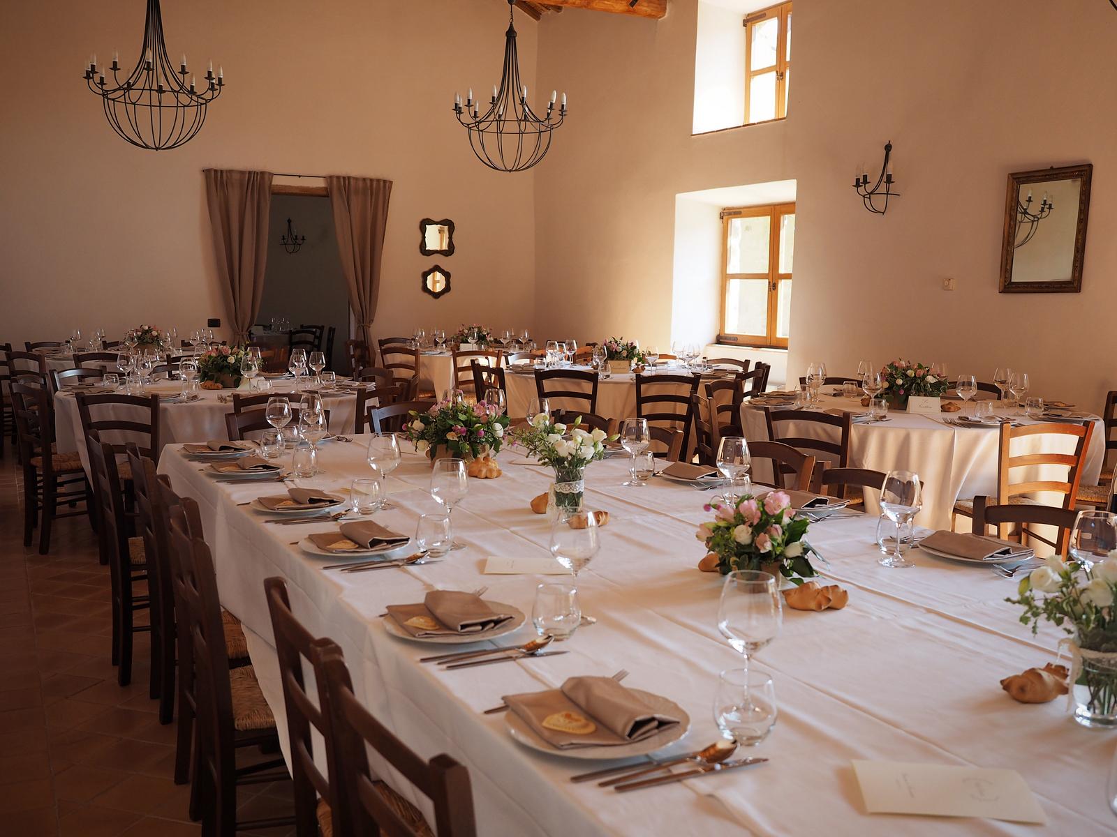 Sala Ricevimenti Matrimonio