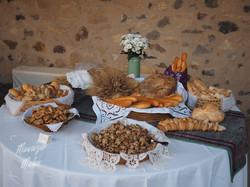 Tavolo del pane sardegna