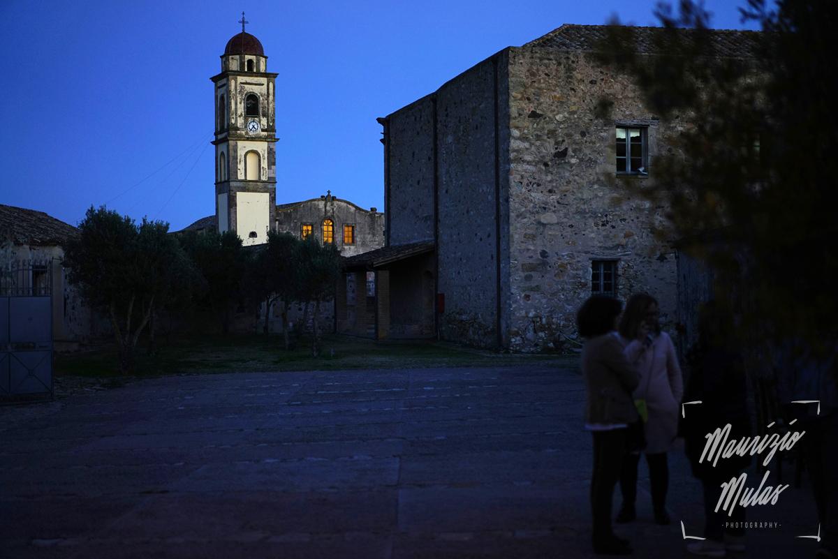 Notturno a Villa Asquer