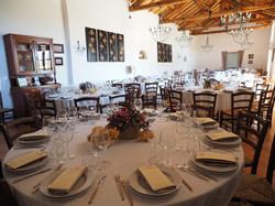 Sala Scialle Villa Asquer
