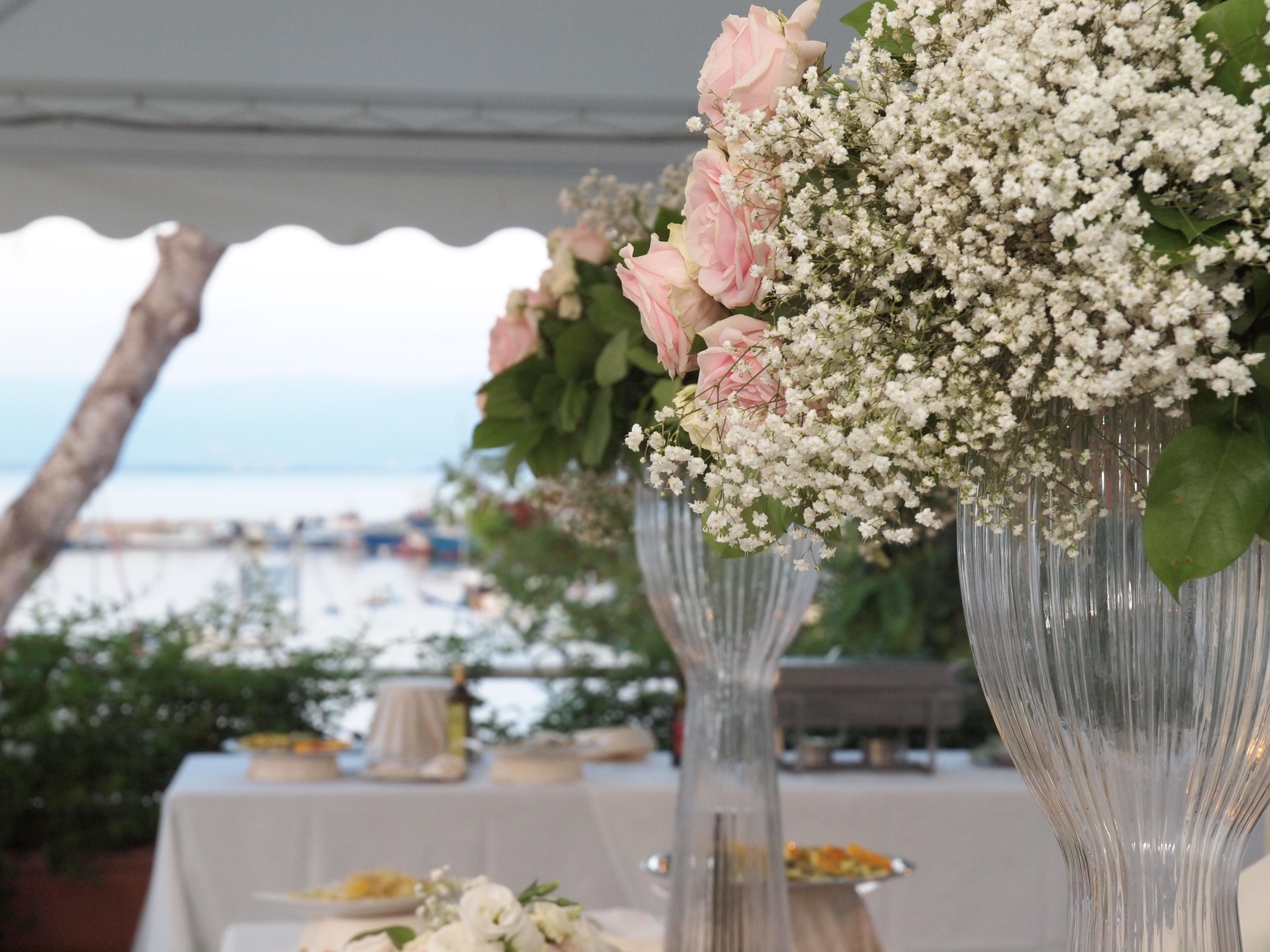 Addobbi floreali Sardegna