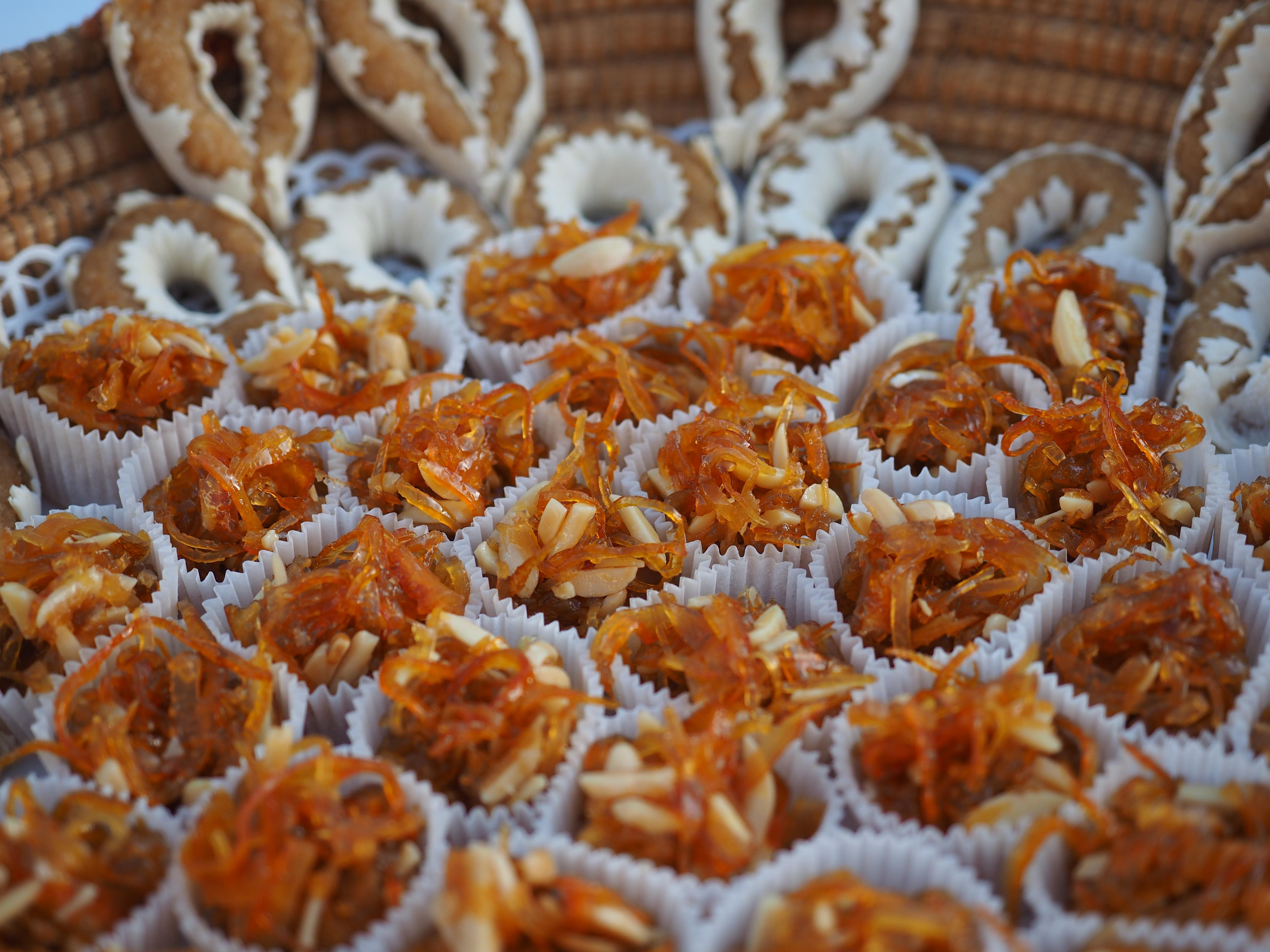 Aranzadas dolci sardi