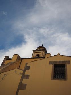 Tuili chiesa