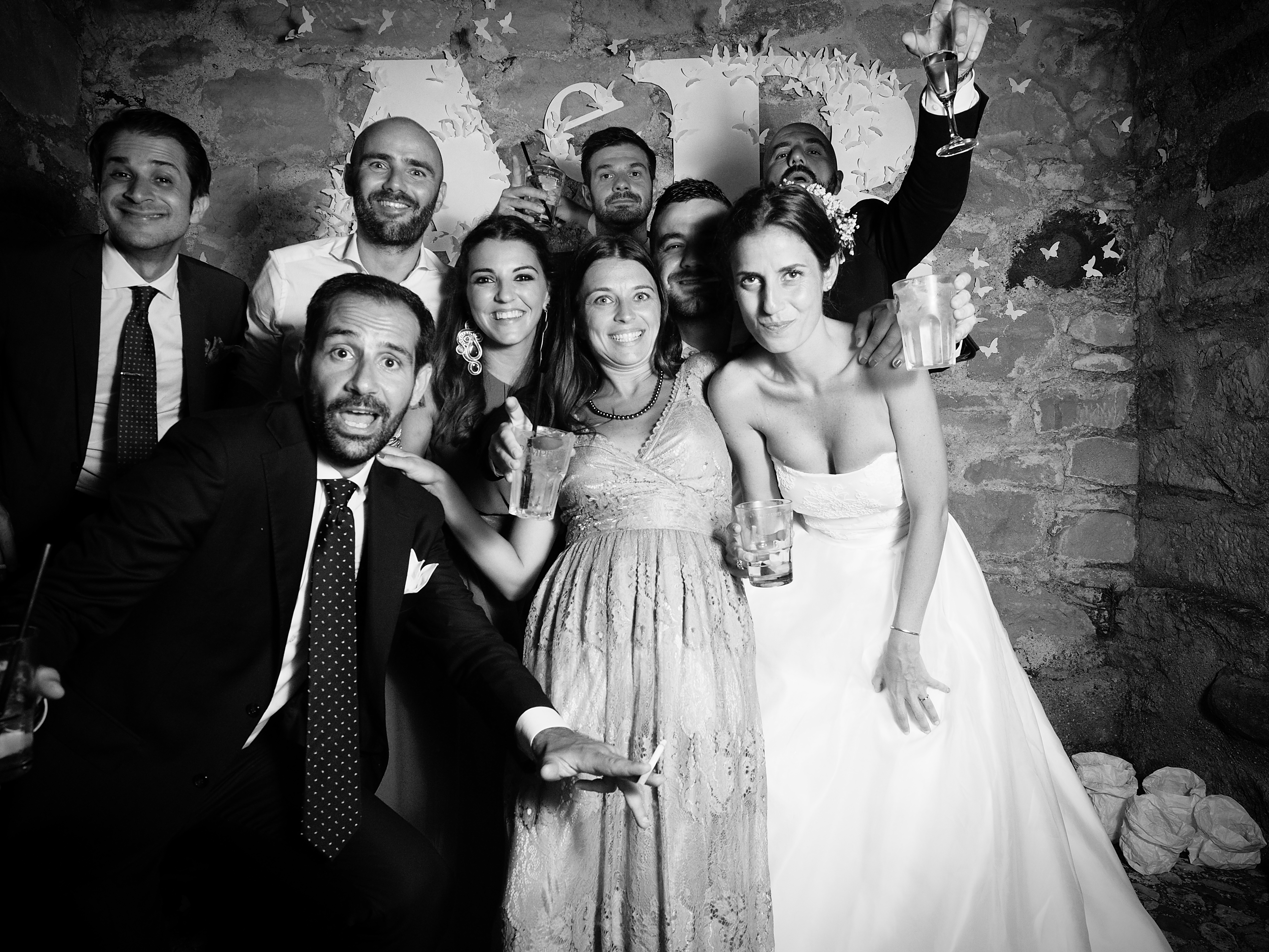 photo booth matrimonio cagliari