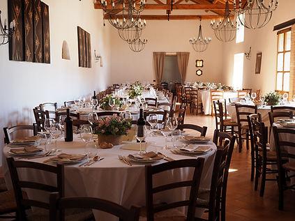 Allestimento matrimonio Sardegna