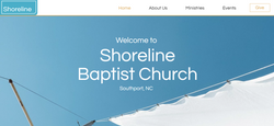 Shoreline Baptist Home Page