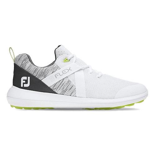 FJ Flex - White/Grey