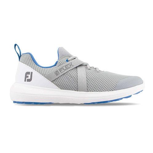 FootJoy Ladies Flex - Grey/White/Navy