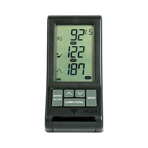 PRGR Pocket Launch Monitor - SuperSpeed Golf