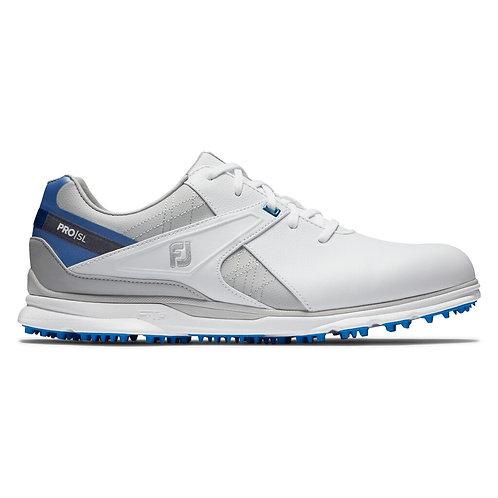 FJ Pro SL Shoes 2020 - White/Grey/Blue