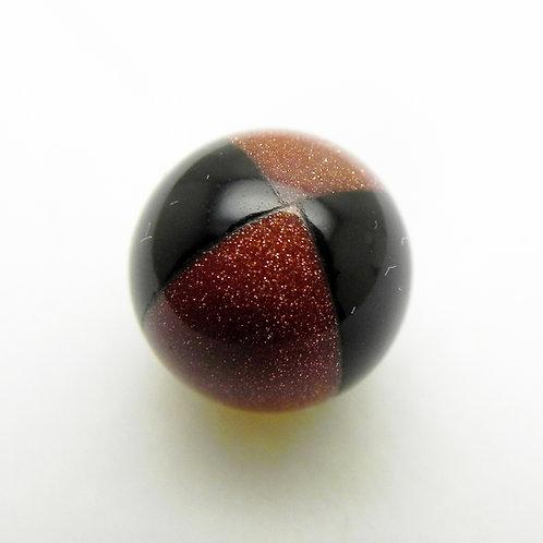 Onyx and Goldstone Beach Ball
