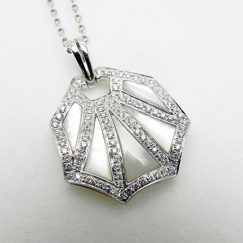 "14k Diamond ""Venus"" Pendant"