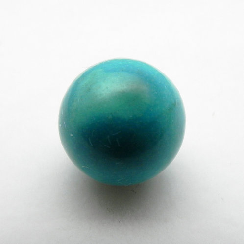 12mm Natural Turquoise