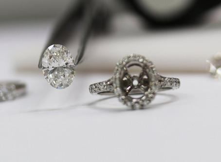 A Guide to: Oval Diamonds