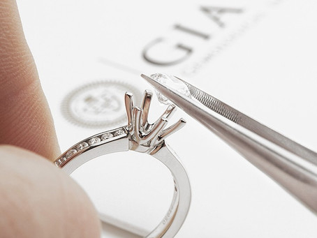 Don't Lose A Diamond: Practice Basic Jewelry Maintenance