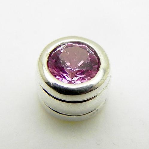 Pink Tourmaline Bullet