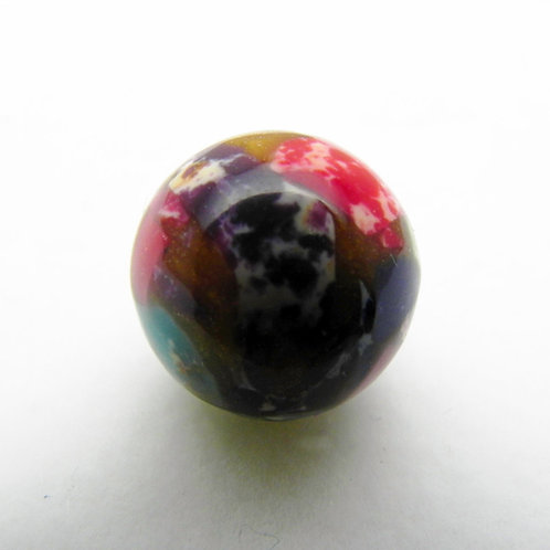 12mm RGB Imperial Jasper