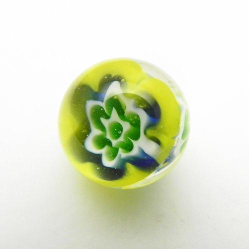 Green/Yellow Flower Power