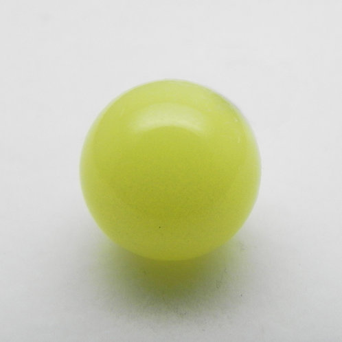 12mm Custard Glowball
